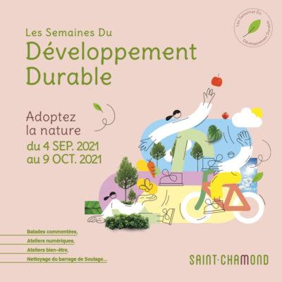 les semaines du Développement durable