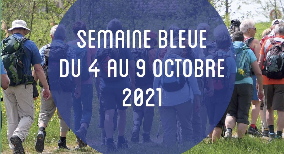 Semaine bleue 2021 à Saint-Chamond