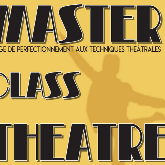 Master classe théâtre